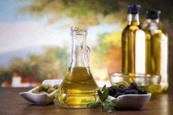 Оливкова олія для чищення опала