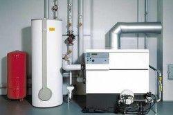 Газова система традиційного опалення