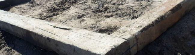 Фото - Який фундамент побудувати для теплиці?
