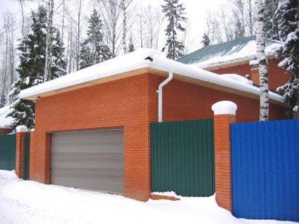 Фото - Який гараж краще побудувати