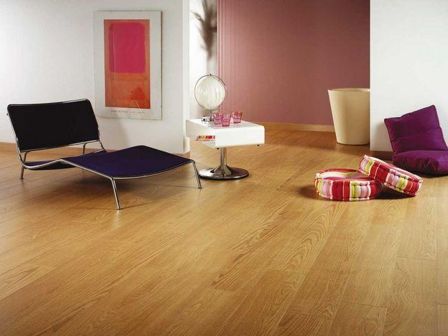 Фото - Який краще зробити підлогу в кімнаті