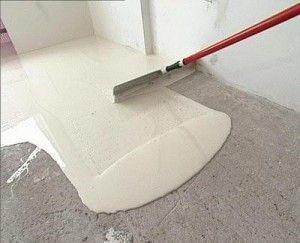 наливна підлога який краще