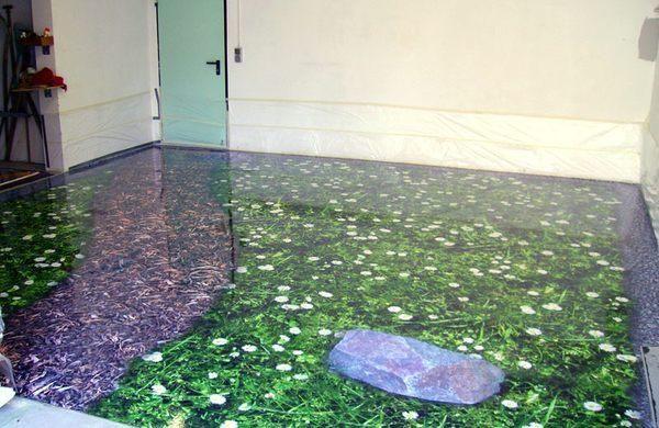 який наливна підлога краще