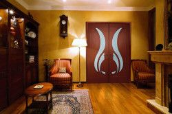 Міжкімнатні двері в інтерєрі