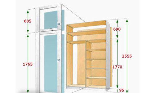 Який шафа ви хочете бачити на вашому балконі?