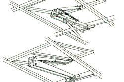 Приклади відкривання кватирок в теплиці.