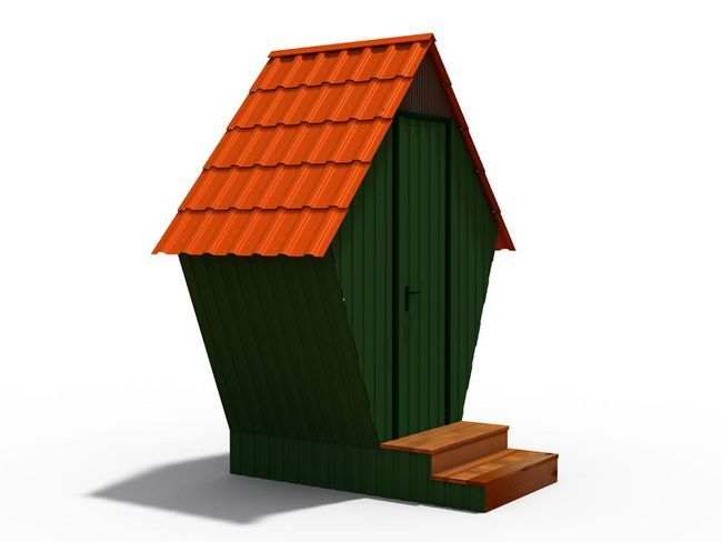 Фото - Який туалет вибрати для дачі і як його побудувати?