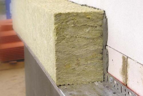 Утеплення будинку мінеральної ватою