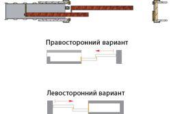 Фото - Яка може бути конструкція міжкімнатних розсувних дверей