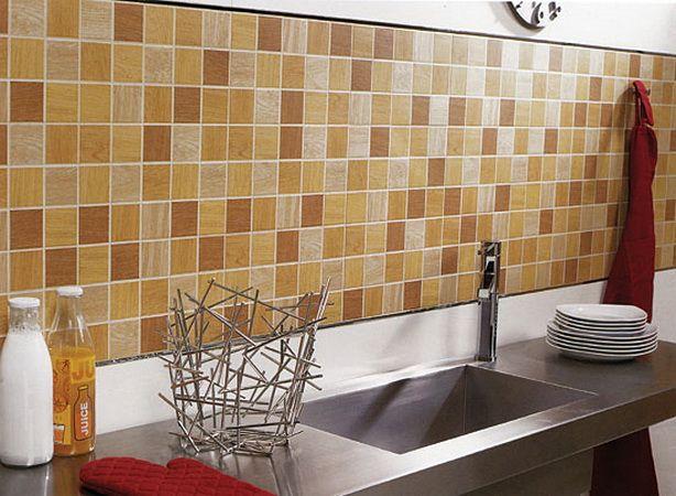 Плитка на кухні