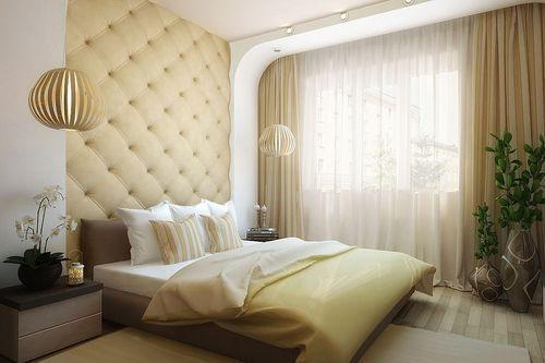 Фото - Яку тюль вибрати для сучасної спальні?