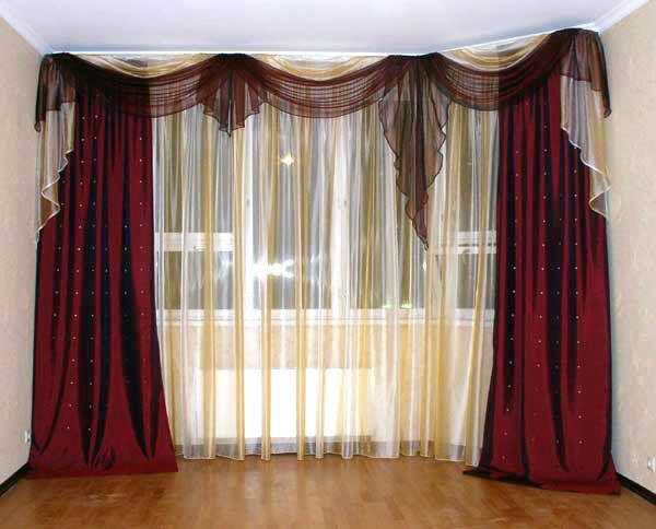 Фото - Яку тканину краще вибрати для штор?