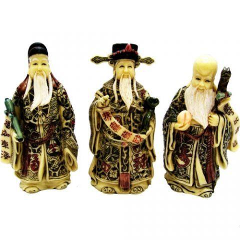 головні божества китайської міфології