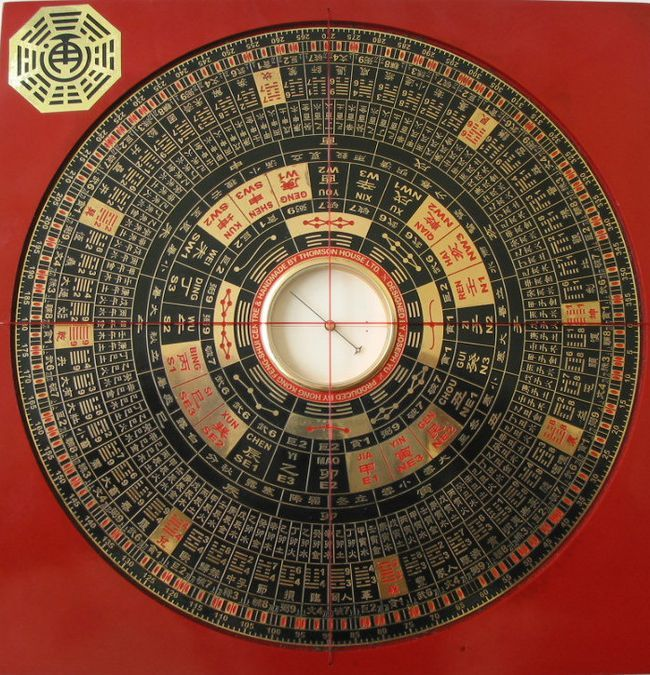 Фото - Китайський компас лопань