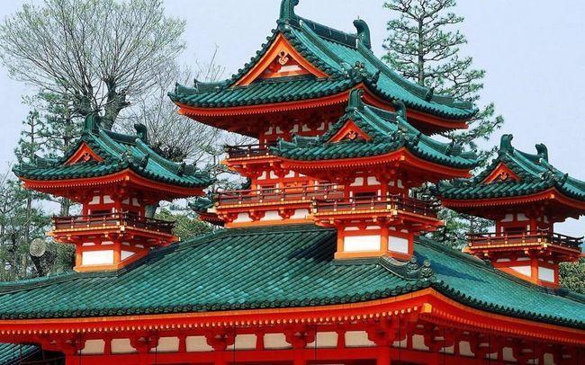 Фото - Китайський варіант сучасного даху