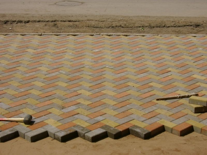Фото - Кладемо плитку на бетонну основу