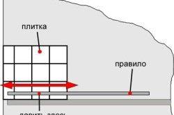 Схема укладання плитки №4
