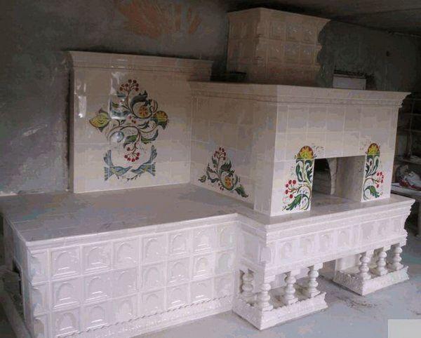 Фото - Кладки печей для будинку: креслення і схеми