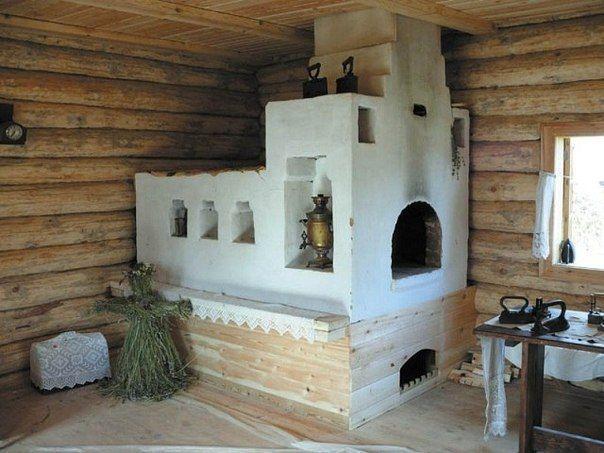 Фото - Класичні російські печі з цегли