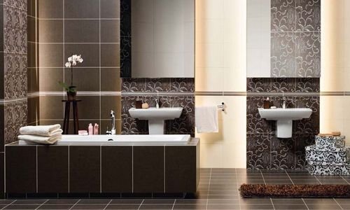 Фото - Класичний стиль ванної кімнати