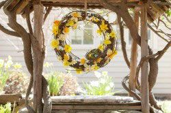 Декоративна обкладка каменем колодязя