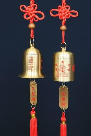 Фото - Дзвіночок в фен шуй: дзвінка захист вашої території