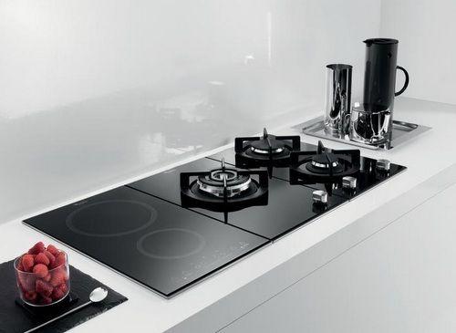 Фото - Комбіновані варильні панелі: вигідна комбінація для кухні