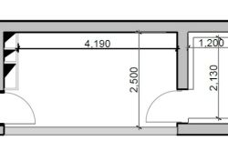 Дизайн кухні з балконом