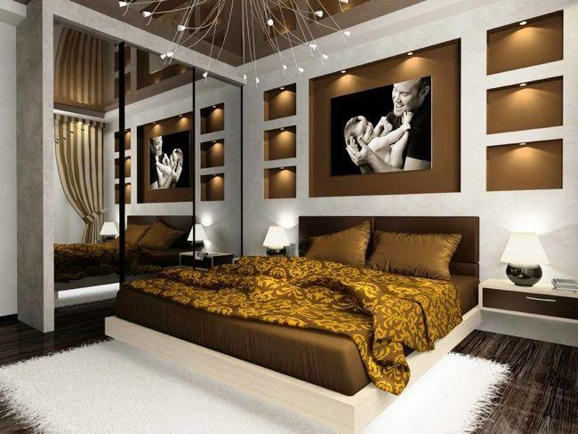 сучасна спальня