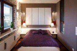 Ліжко для маленької спальні