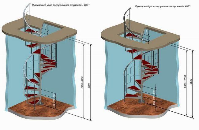 Фото - Гарний дизайн сходів в вашому домі