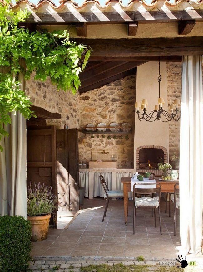 Фото - Затишний заміський будиночок в сільському стилі прованс