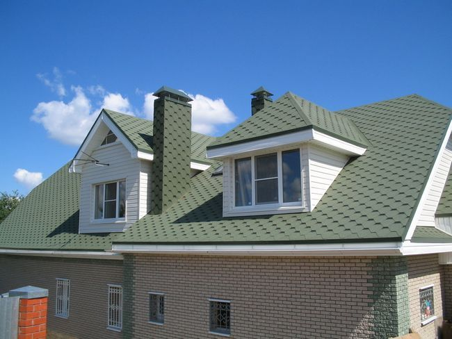Фото - Покрівлі скатних дахів
