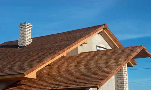 Фото - Покрівля та її конструкція в дерев'яному будинку