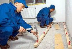 Фото - Лаги для підлоги: вибираємо, встановлюємо, радіємо!