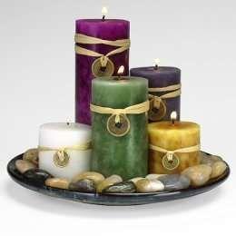 Фото - Магія вогню або свічки в фен шуй