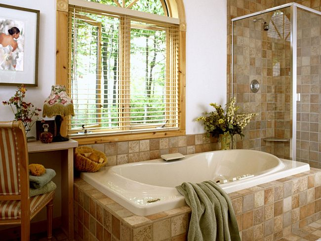 Фото - Маленька ванна кімната? Розширимо без проблем!