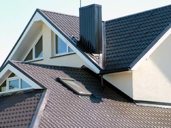 Фото - Матеріал для даху будинку