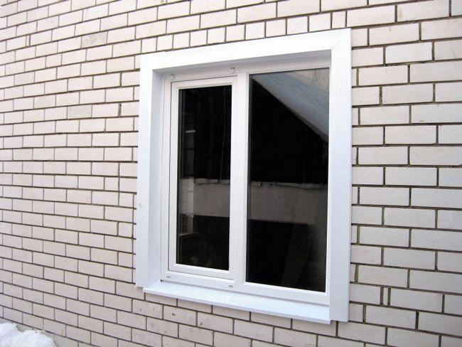 Фото - Матеріали для обробки віконних укосів