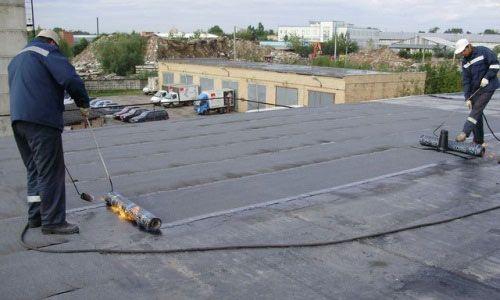 Фото - Матеріали для ремонту покрівлі