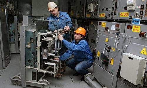 Фото - Заходи, що забезпечують безпеку робіт в електроустановках