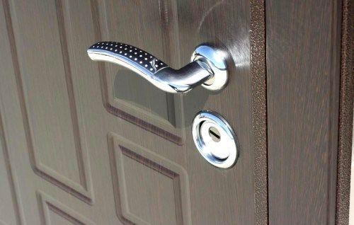 Фото - Металеві двері: процес своїми руками