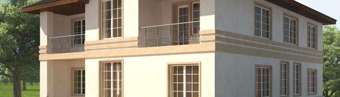 Фото - Мінеральна вата для утеплення будинку з піноблоків