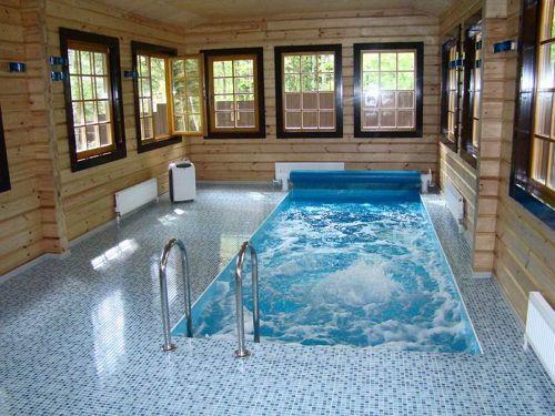 Фото - Міні басейни для лазні - види і самостійне будівництво