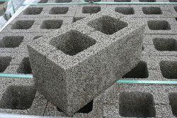 блоки керамзитобетонні