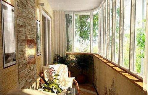 Фото - Миття вікон лоджії