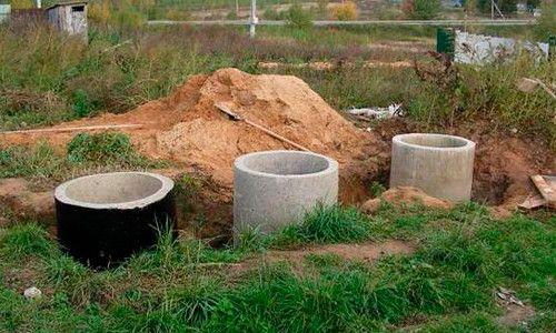 Фото - Монтаж локальної каналізації
