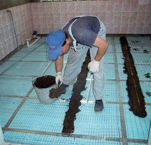 Фото - Монтаж звичайного теплої підлоги своїми руками - теплий чи насправді?