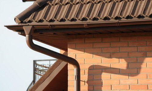Водостічна система будинку