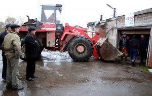 Фото - Мораторій на знесення гаражів в санкт-петербурзі після виборів скасований